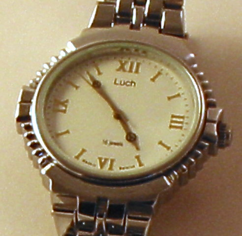 LUCH watch, item code 97041727